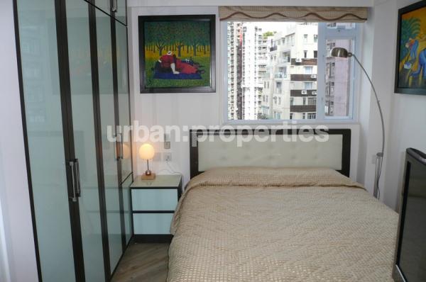 Urban Properties to sale Sheung Wan Hong Kong