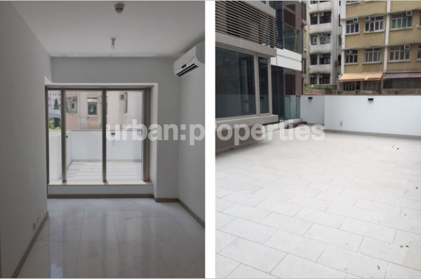 Urban Properties to rent Kennedy Town Hong Kong Terrace