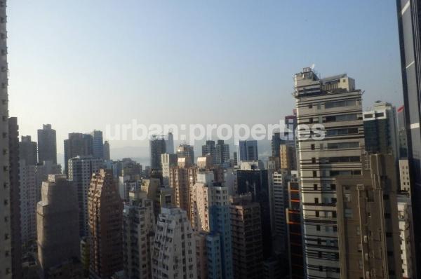 Urban Properties to rent Sheung Wan Hong Kong